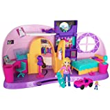 Polly Pocket Transformation Playset (Color: Multicolor, Tamaño: Standard)