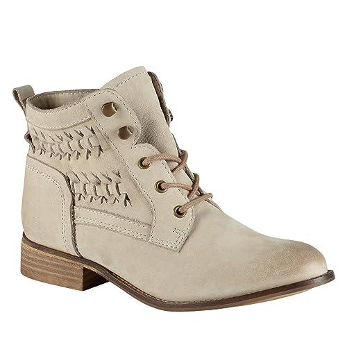 ALDO Wirasien - Women Ankle Boots - Snowy - 6½