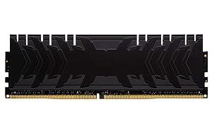 HyperX Predator Black 64GB kit 3333MHz DDR4 CL16 DIMM XMP Desktop PC Memory (HX433C16PB3K4/64) (Tamaño: 64GB Kit (4 x 16GB))