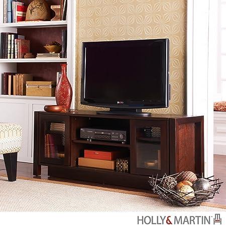 Holly And Martin? Kenton Tv Stand Per Media Console Espresso
