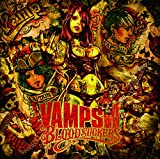 VAMPS LIVE 2015 BLOODSUCKERS(初回限定盤Goods付DVD)