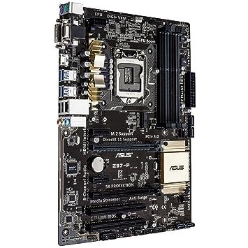 ASUS 2600 LGA 1150 Motherboards Z97 P