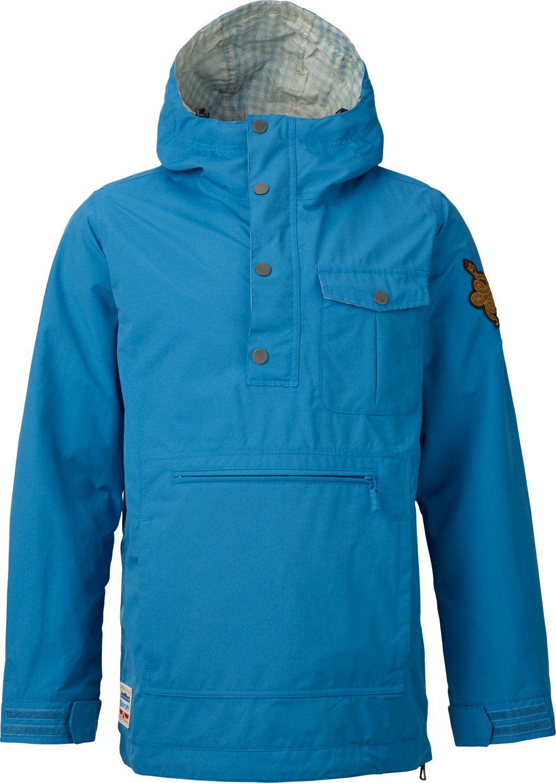 Burton Sawyer Anorak Snowboard Jacket Glacier Blue online bestellen