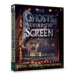 Ghosts Behind the Screen [Blu-ray]
