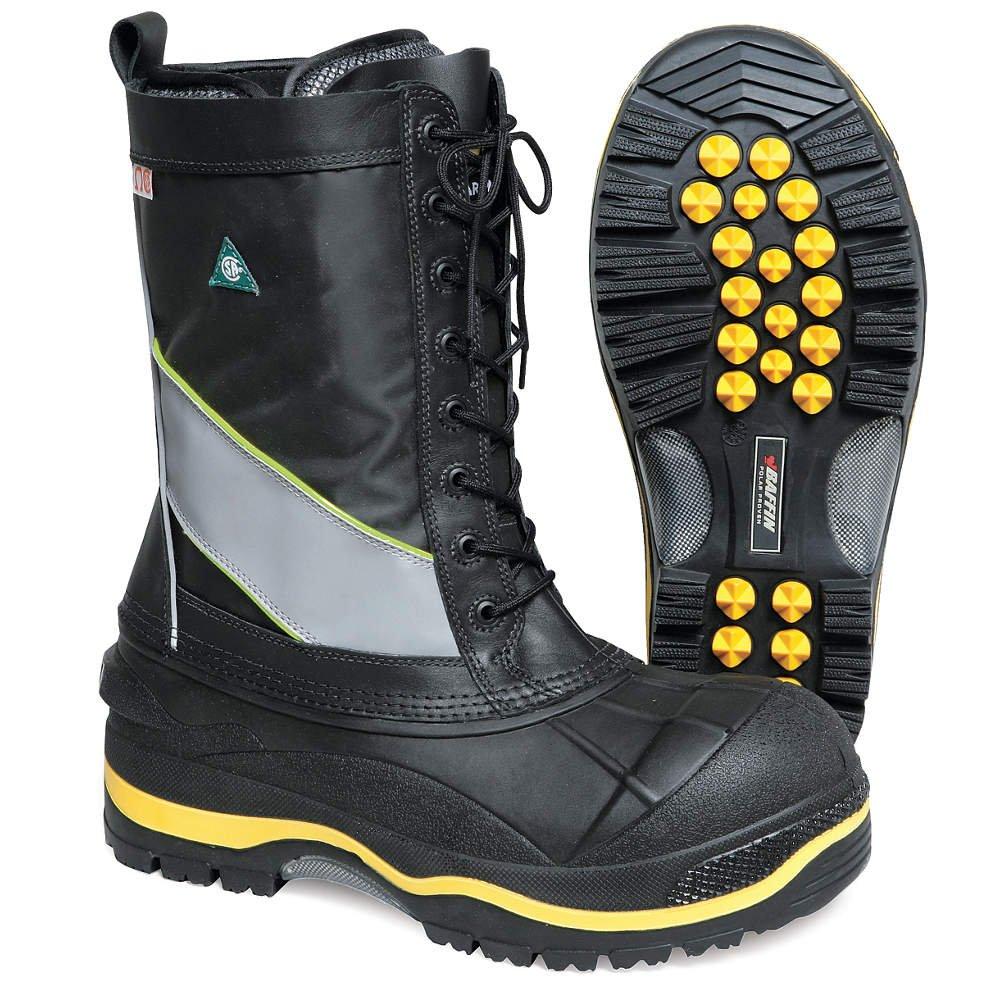 Baffin - POLA-MP01-BK2-12 - Winter Boots, Mens, 12, Lace, Steel, 1PR pola ba 20ml 12
