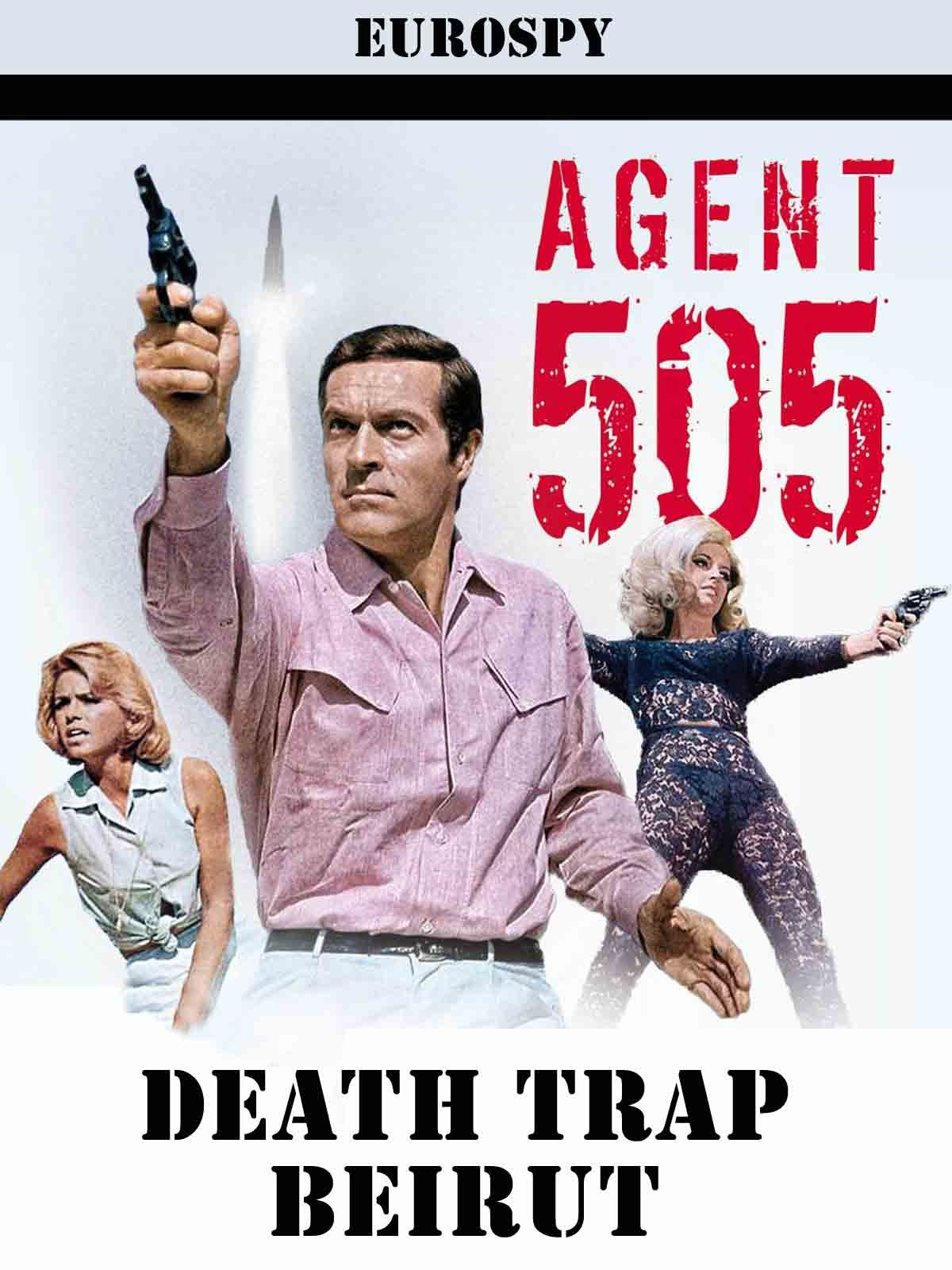 Agent 505 on Amazon Prime Instant Video UK