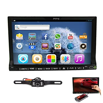 Android 4.2 6,2 pouces En-Dash DVD Player voiture multi-touch capacitif avec šŠcran 3G WIFI GPS Navigation RDS IPOD Bluetooth tactile