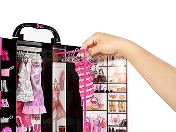 barbie x5357 x5357 accessoire pour poup e fashionistas dressing dressing de r ve. Black Bedroom Furniture Sets. Home Design Ideas