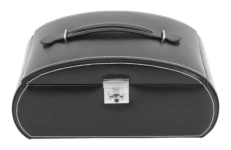 Friedrich|23 Damen-Schmuckkasten London Leder schwarz – 26107-2 günstig bestellen