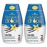 SweetLeaf Sweet Drops Vanilla Flavor 1.7 fl. oz. (2 Pack) (Tamaño: 1.7 oz (Pack of 2))