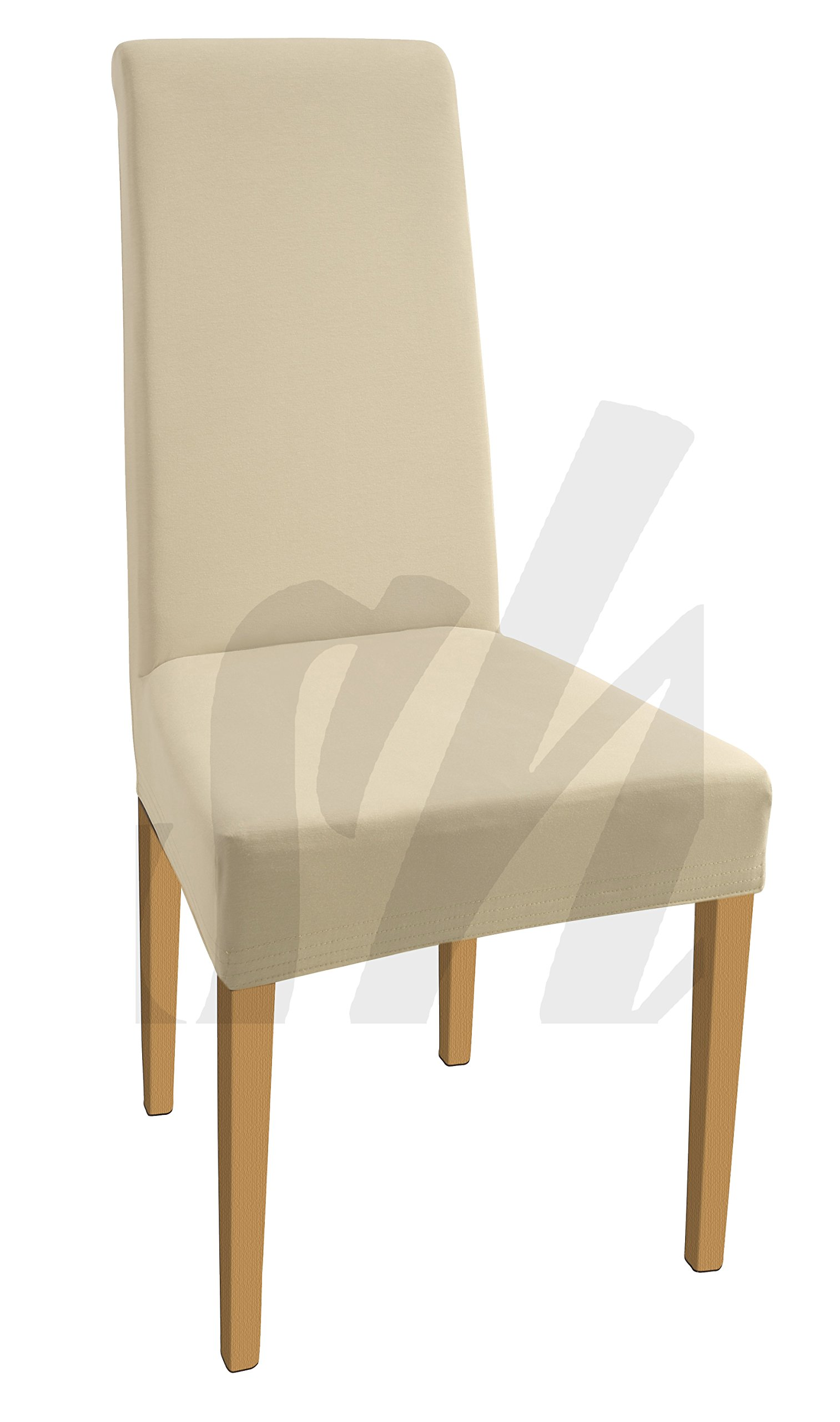 natalie chair covers slipcover seat protector unicoloured bi