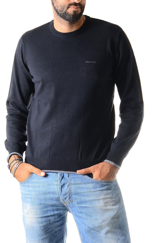 AJ Men's Regular Fit Knitwear 06W95KT