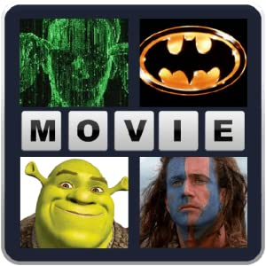 4Pics 1Word- What's the Movie Init from NextIn
