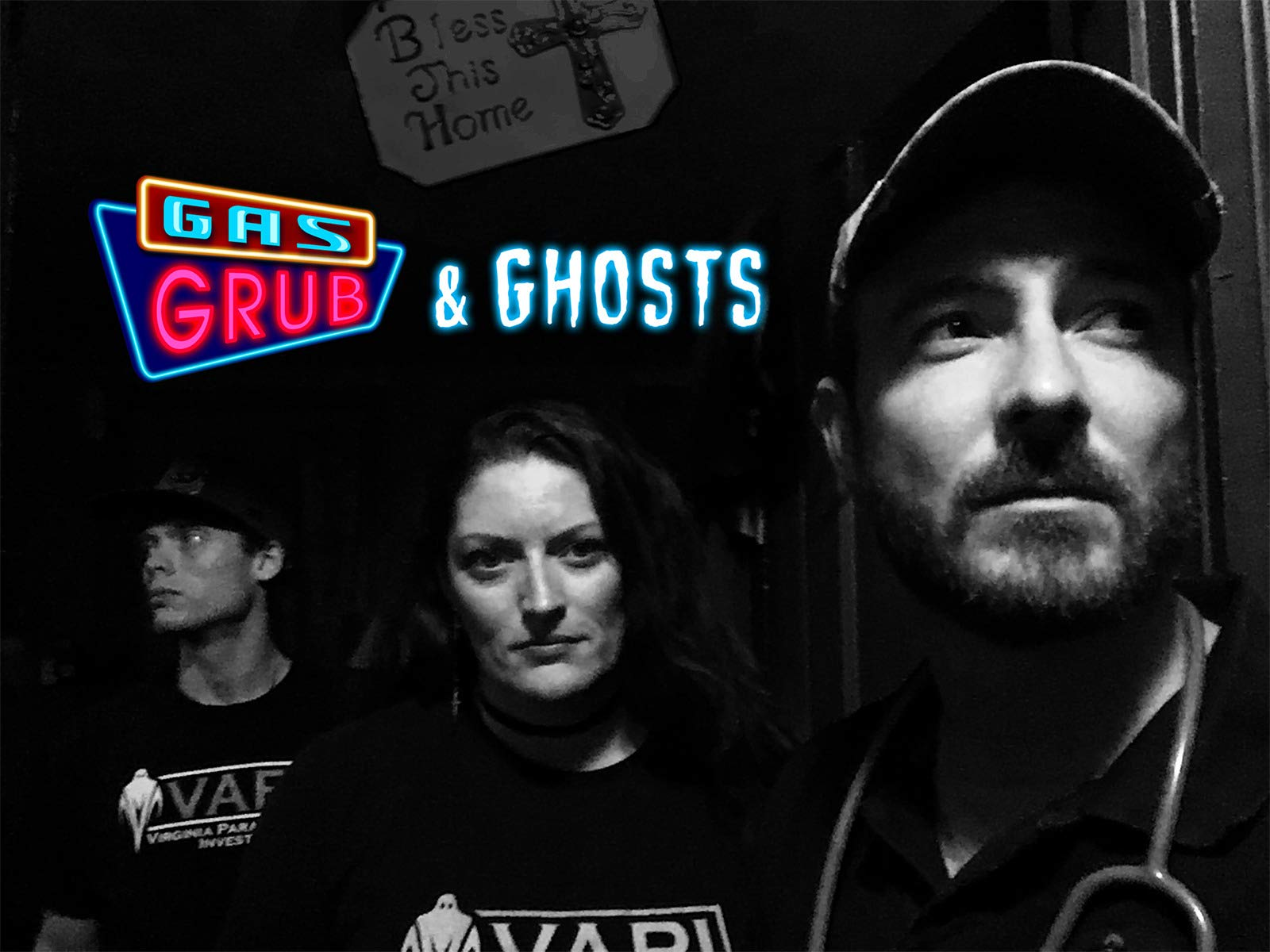 Gas, Grub, and Ghosts - Season 1