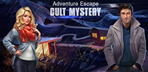 Adventure Escape: Cult Mystery (Murder Case, Room, Doors, and Floors Detective Story!) by Haiku Games