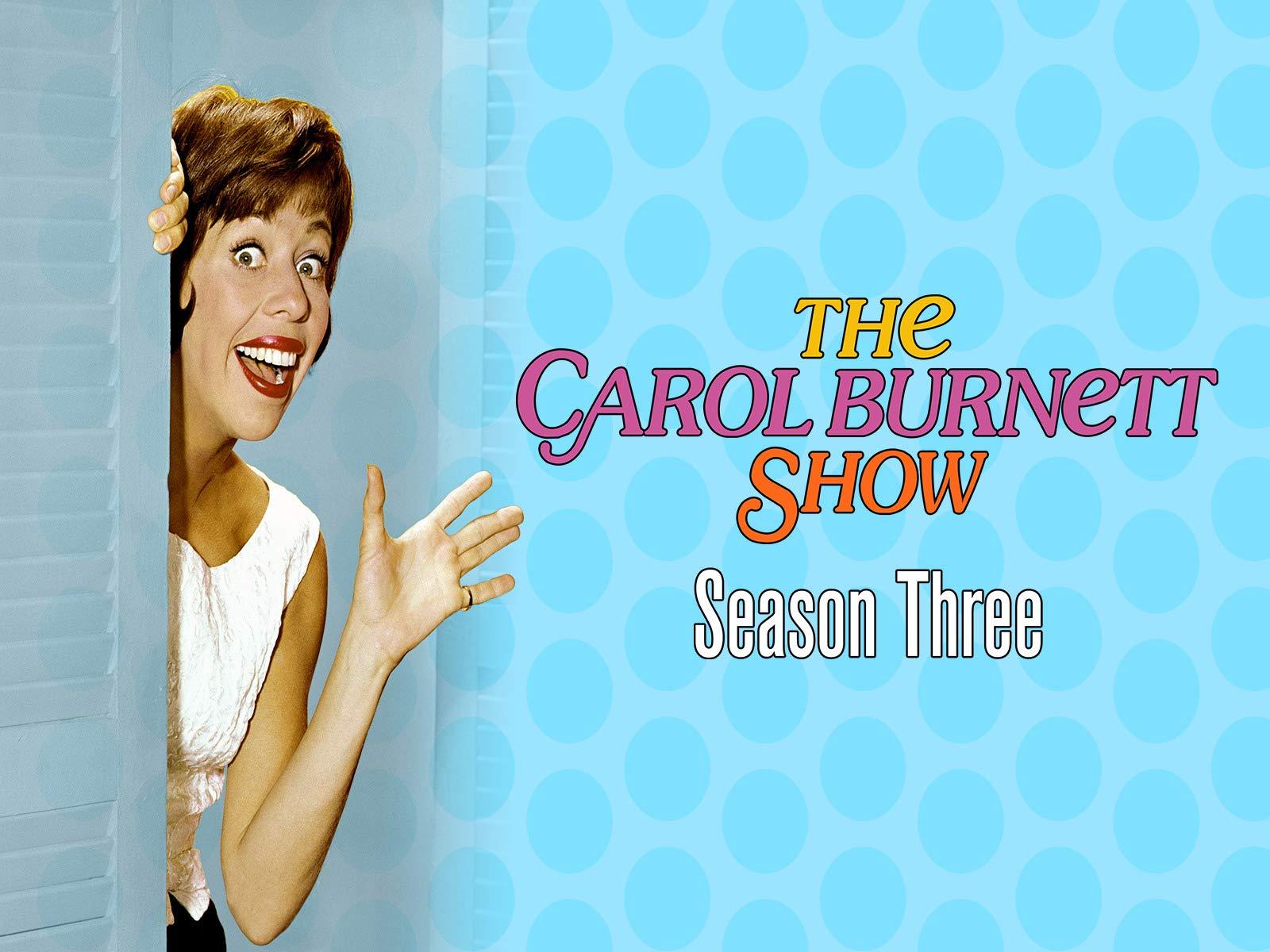 The Carol Burnett Show - Season 3