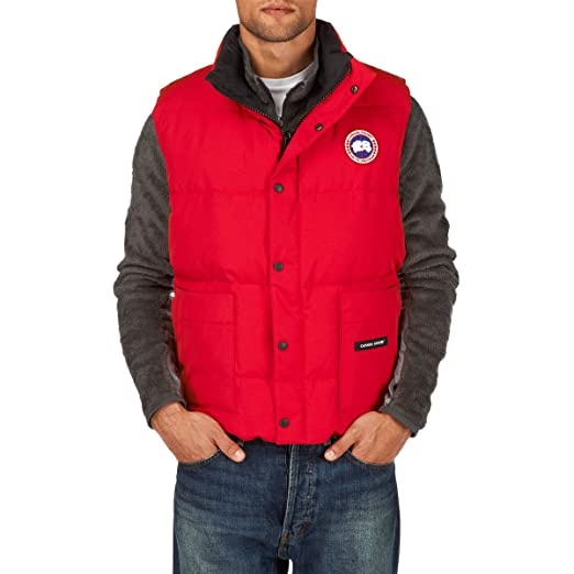 Canada Goose expedition parka online discounts - Canada Goose Freestyle Vest Lowest Price