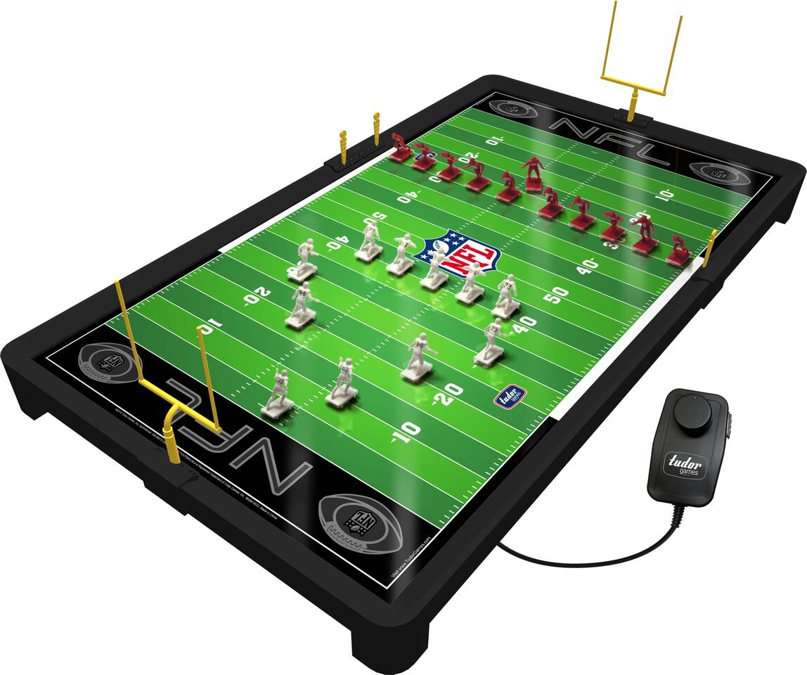 Electric NFL Football Game