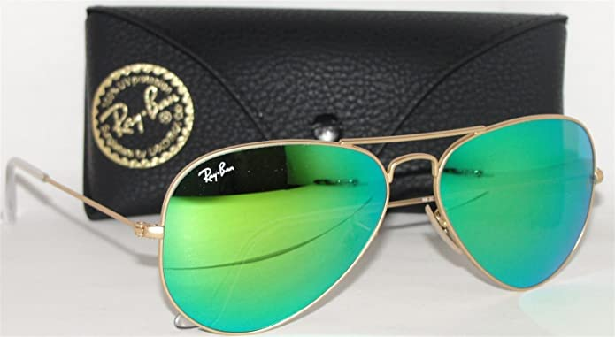 ray ban 55mm aviator  ray ban aviator 55mm mirror