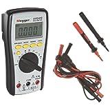 Megger AVO410-US Digital Multimeter, 1000V DC, 750V AC Voltage, CATIV 600V Rated
