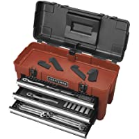 Craftsman 185Pc. Mechanics Tool Set with 3-Drawer Chest and 75 Tooth Ratchets