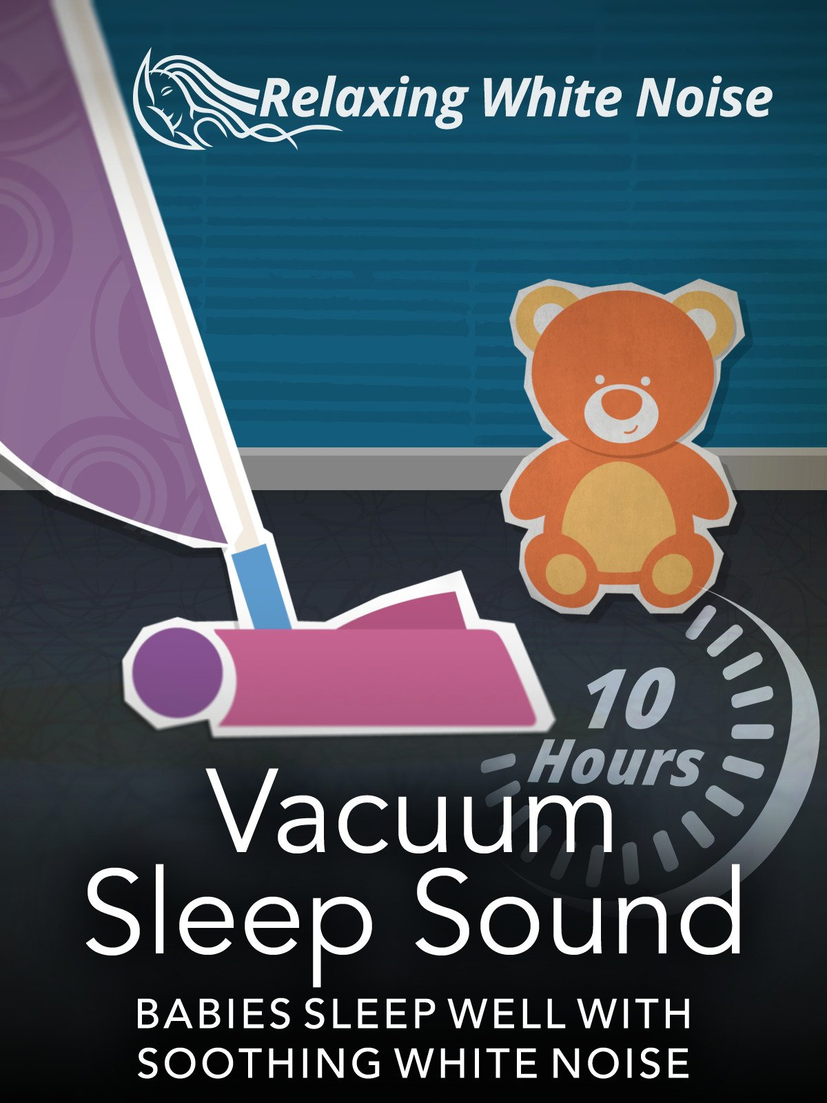 Vacuum Sleep Sound 10 Hours