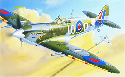Italeri - I094 - Maquette - Aviation - Spitfire MK IX - Echelle 1:72