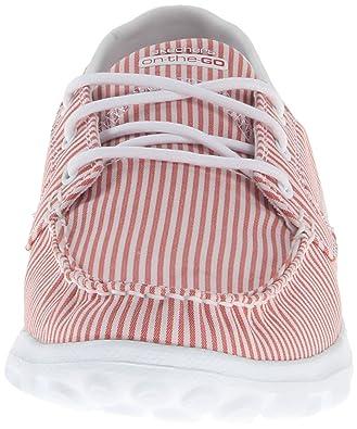 Skechers On The Go Sail, Baskets mode femme: (^o^) Deals - vcxfgfdxcv
