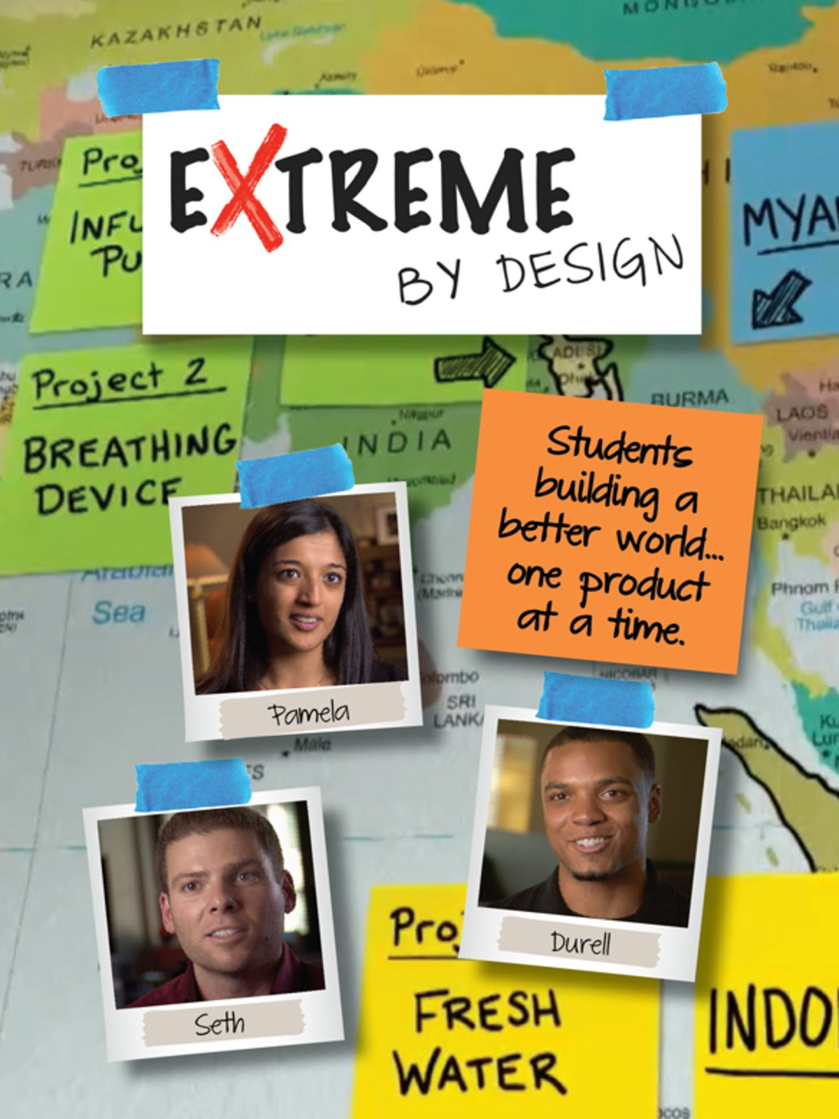 Extreme by Design on Amazon Prime Instant Video UK