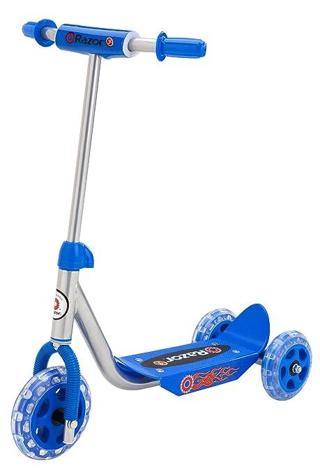 Razor - 13014941 - Vélo et Véhicule pour Enfant - Patinette Junior Lil Kick - Bleu