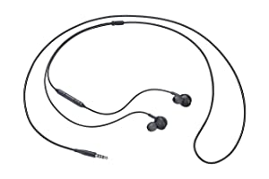 Samsung Earphones Corded Tuned by AKG (Galaxy S8 and S8+ Inbox replacement), GREY (Color: Grey)
