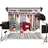 Kate 10x10ft/3x3m Christmas Backdrop Christmas Tree Background Gifts Backdrop Party Holiday Photography Photo Studio Props Kids Children Adults (Color: 5675, Tamaño: 10x10ft)