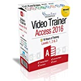 Access 2016 Training Videos – 16 Hours of Access 2016 training by Microsoft Office: Specialist, Expert and Master, and Microsoft Certified Trainer (MCT), Kirt Kershaw