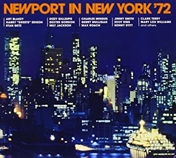 Newport in New York 1972