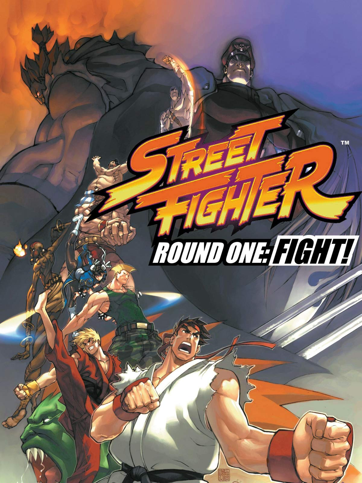 Street Fighter: Round One - FIGHT! on Amazon Prime Video UK