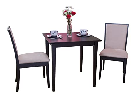TMS Quebec 3pc Dining Set