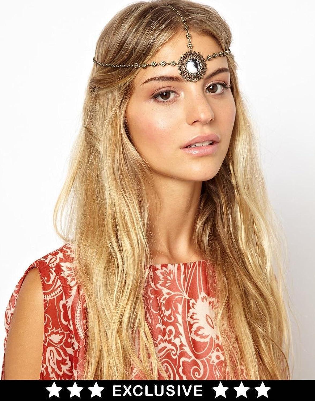Gold Tone Jewelry Tone Jewelry Headpiece
