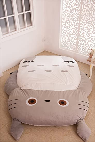 My Neighbor Totoro Sleeping Bag Sofa Bed Twin Bed Double Bed Mattress 120*70 inches