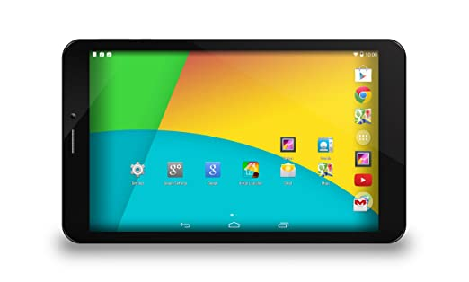 """DJC Touchtab5 7"""" Tablette Tactile, Android 4.4, Octa Core 1,7GHz, IPS 1280 x 800 écran, 3G Intégré, 16Go Capacité, 2MP Caméras"""