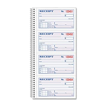 free online money receipt book earn money online job education