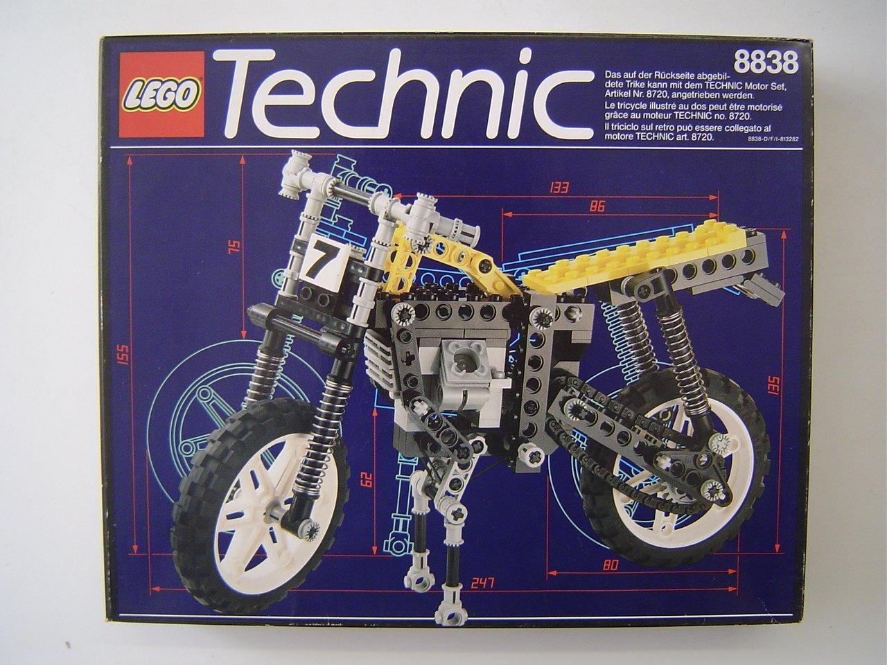 LEGO TECHNIC 8838 Enduro online bestellen