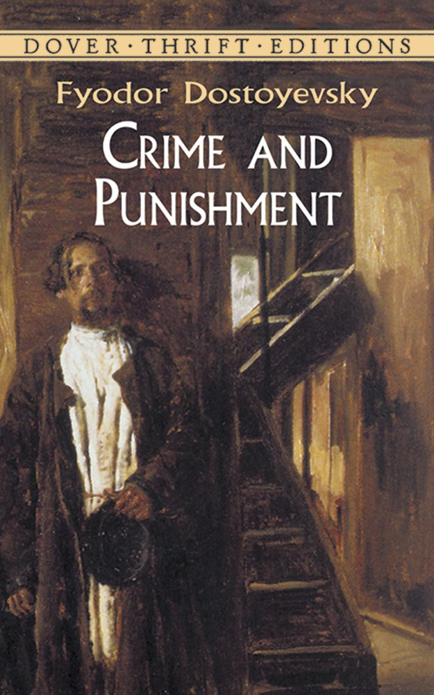 Crime and Punishment ISBN-13 9780486415871