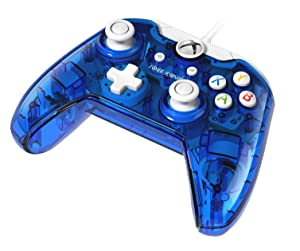 Control Rock Candy PDP con cable - Xbox One (Azul)