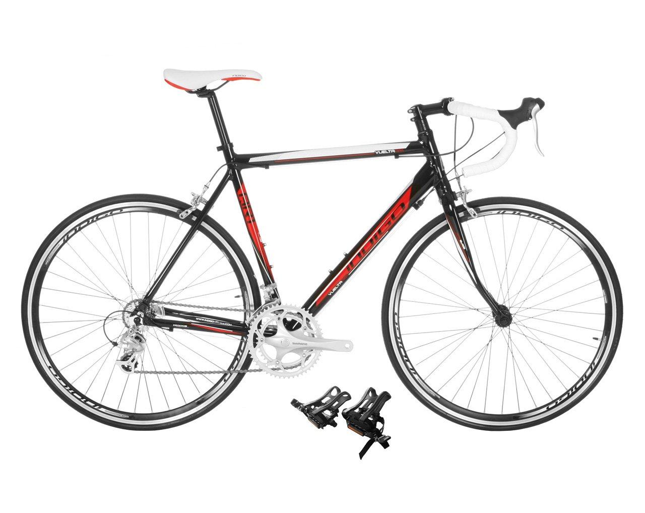 Bicicleta de carretera, Bicicleta Indigo, tamaño XL