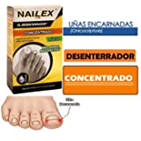 EL DESENTERRADOR DE UÑAS ENTERRADA Ingrown Toenail SOFTENER-SOLUTION