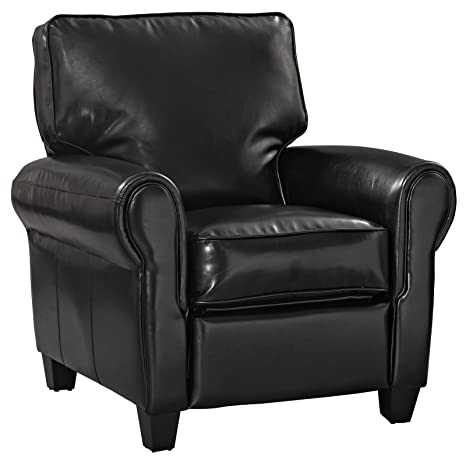 Captain Recliner in Black