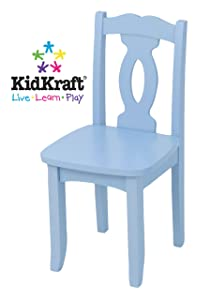 Kidkraft Brighton Chair 16707 Furniture (Sky)       Customer review and more information
