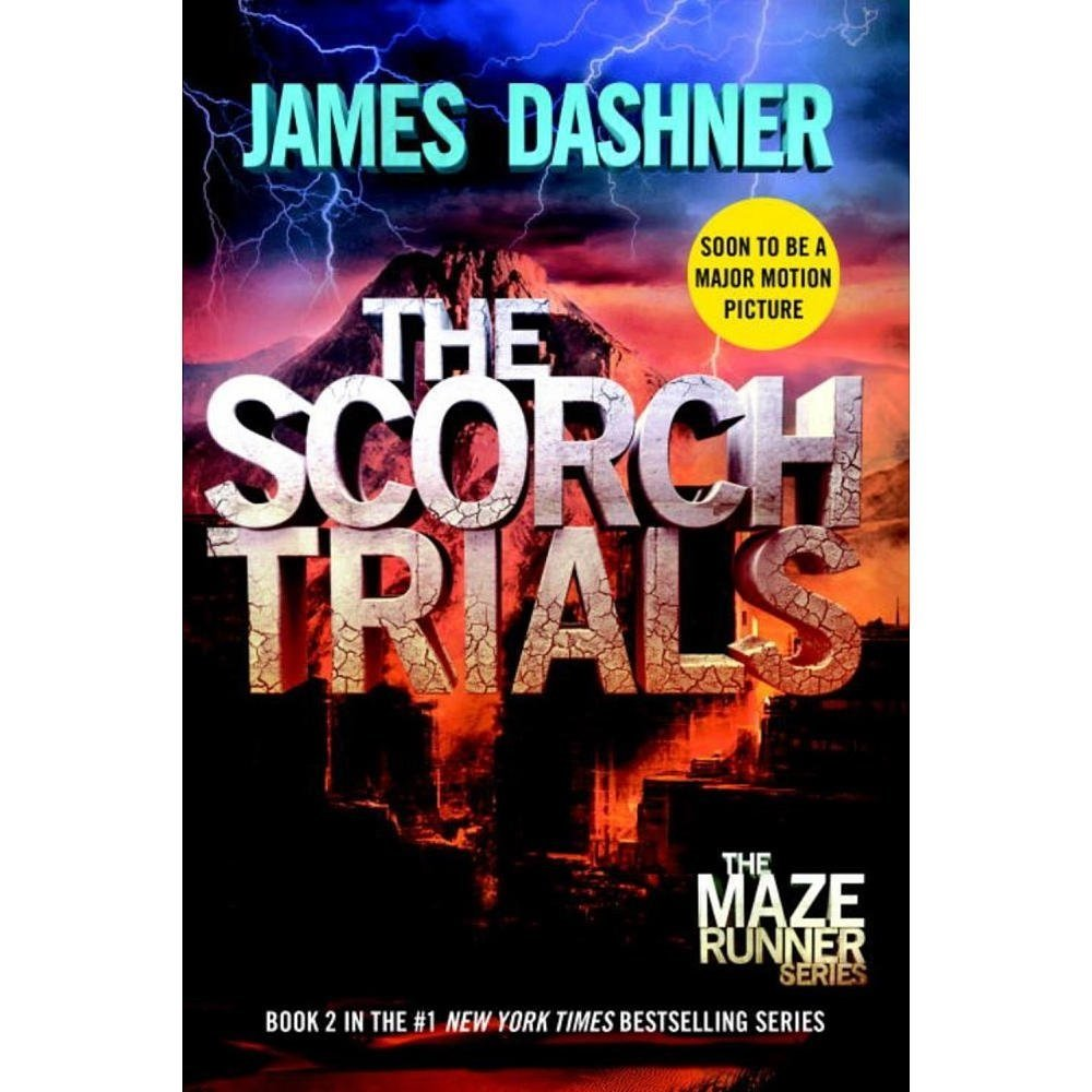Buy The Scorch Trials (maze Runner, Book Two) (the Maze Runner Series) Book  Online At Low Prices In India  The Scorch Trials (maze Runner, Book Two)  (the
