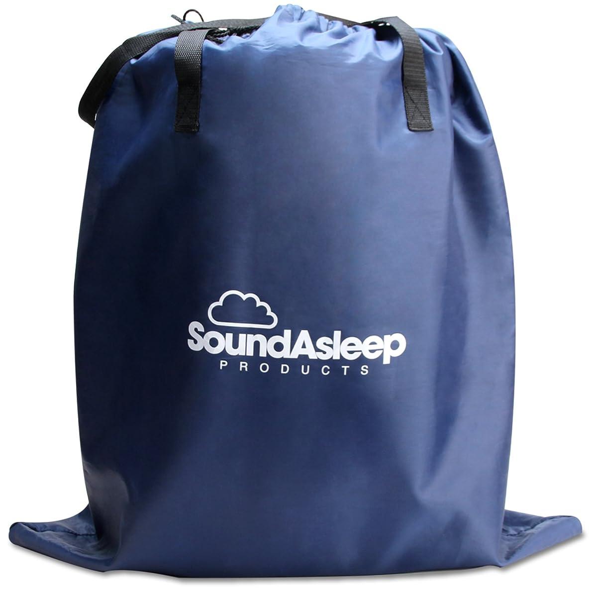 SoundAsleep Dream Series Air Mattress with ComfortCoil Technology & Internal High Capacity Pump