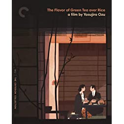 The Flavor of Green Tea Over Rice The Criterion Collection [Blu-ray]